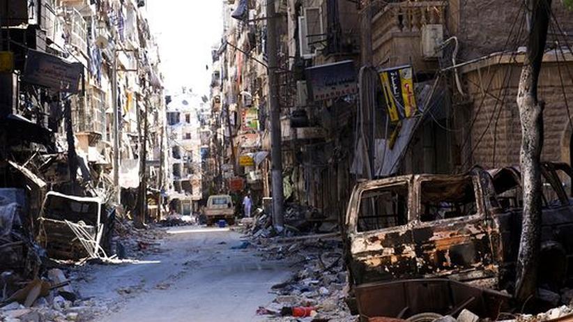 Aufstand: Der Krieg spaltet Syriens Gesellschaft