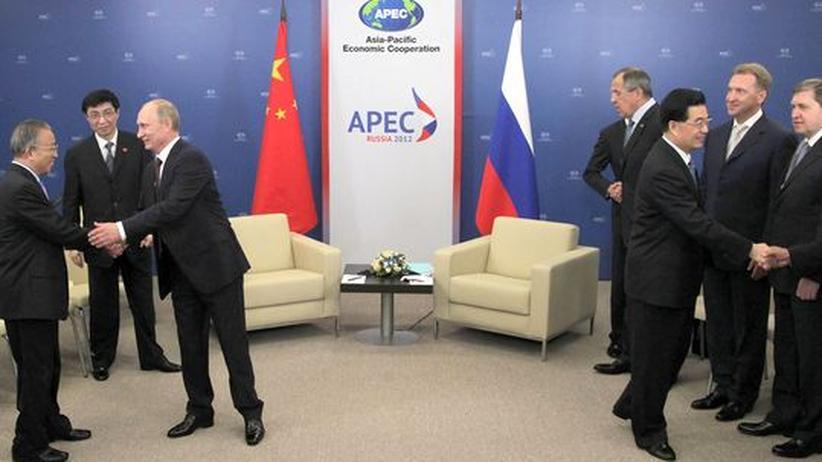 Apec-Gipfel: Konkurrenz für die EU im Osten