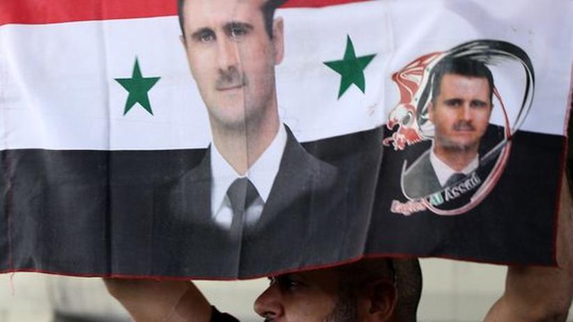 Syrien: Wie Assad sich an der Macht hält