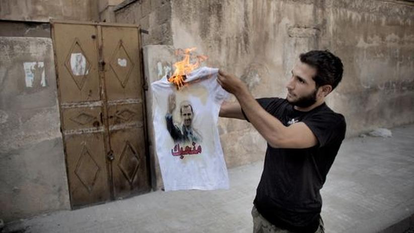 Belohnung: Syriens Opposition setzt Millionen-Kopfgeld auf Assad aus