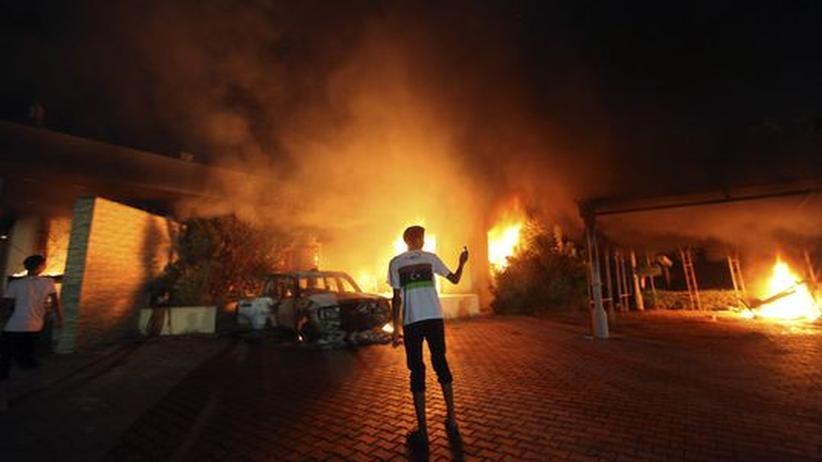 Islamkritischer Film: US-Botschafter bei Ausschreitungen in Libyen getötet