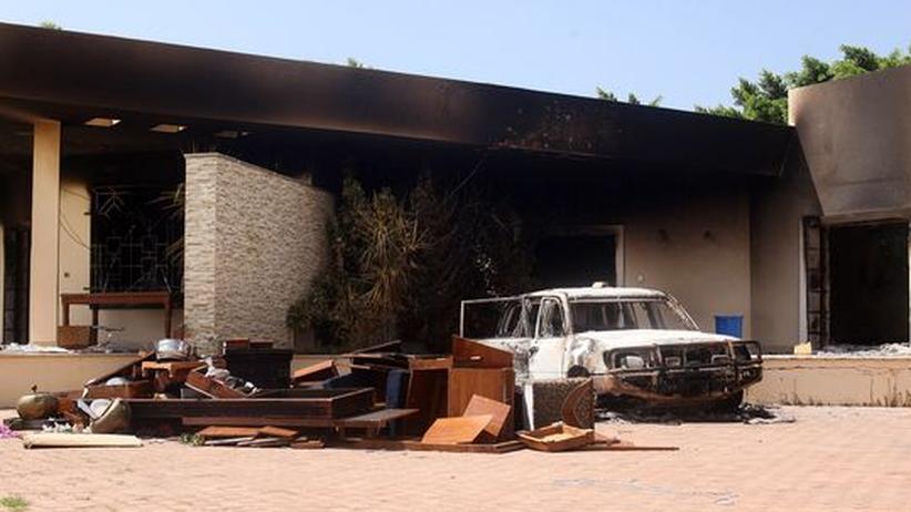 Libyen: USA vermuten gezielten Anschlag in Bengasi