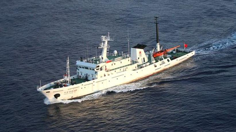 Territorialkonflikt: China schickt Patrouillenboote zu umstrittener Inselgruppe