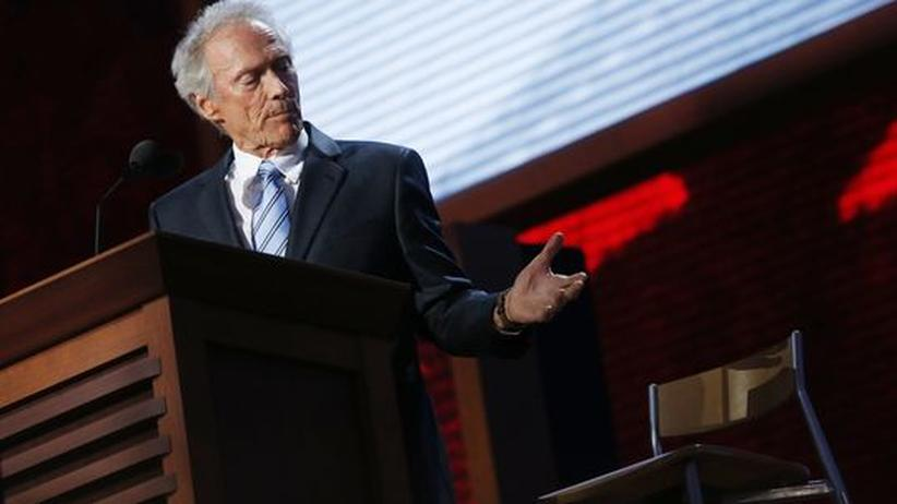 "Eastwood-Nummer: ""Da war dieser Stuhl"""