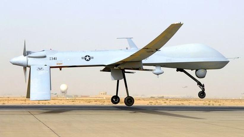 Kriegsführung: US-Drohnenkrieg verfehlt laut Studie sein Ziel