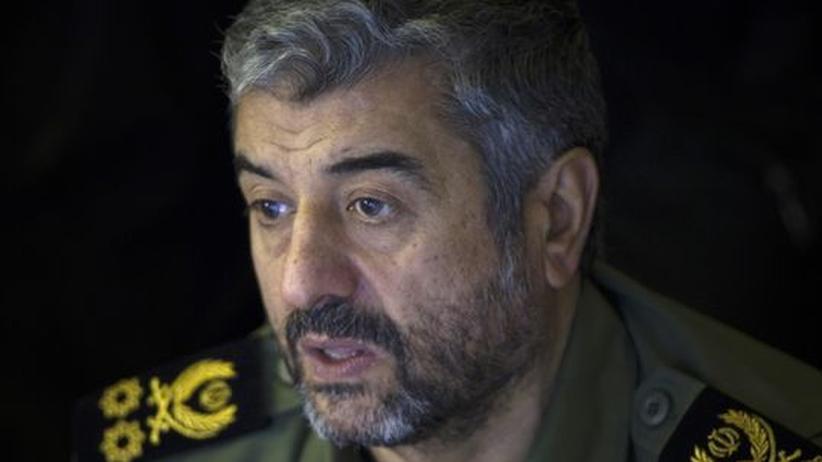 Bürgerkrieg: Iran räumt die Präsenz seiner Revolutionsgarden in Syrien ein