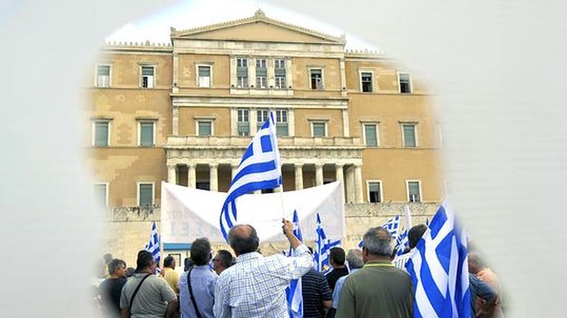 Troika-Verhandlungen: Griechische Regierung kann sich nicht auf Sparpaket einigen