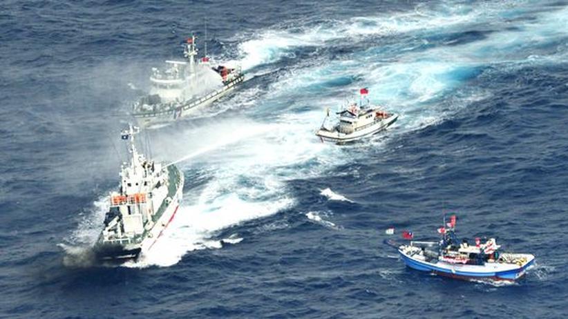 Senkaku-Diaoyu-Archipel: Taiwan schaltet sich in Inselstreit ein