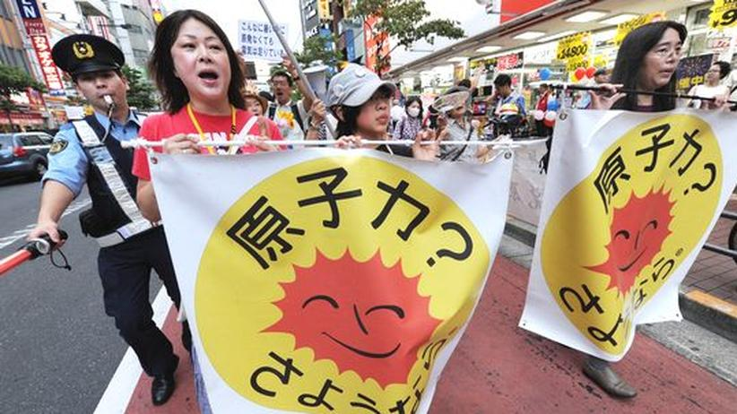 Energiewende: Japan steigt aus Atomkraft aus