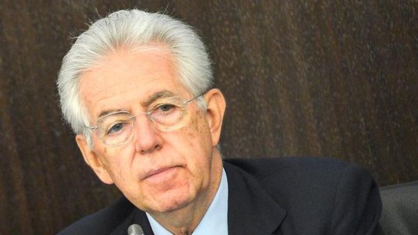 Italien: Monti schließt zweite Amtszeit doch nicht völlig aus