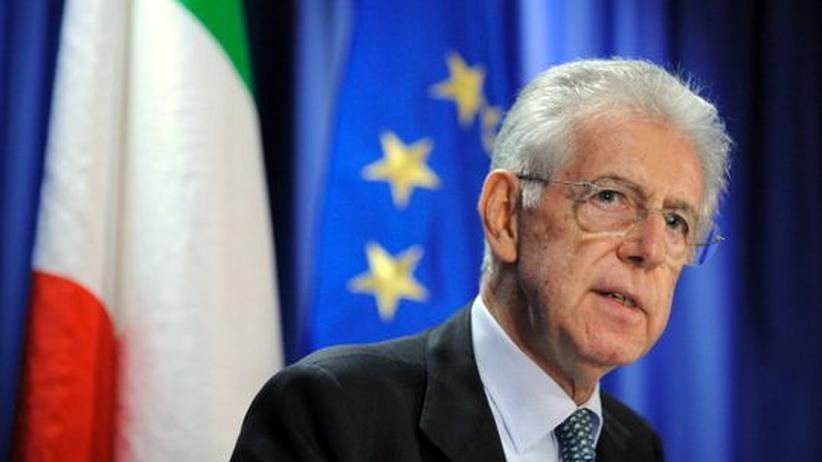 Italien: Wer kommt nach Monti? Monti!