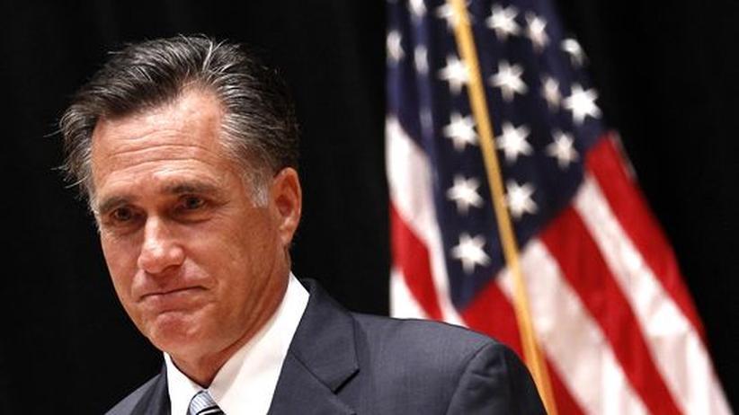 Wählerschelte: Romneys richtiger Einwand kommt zur falschen Zeit