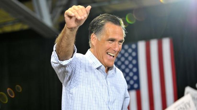 US-Wahlkampf: Romney entdeckt sein Herz für Arme