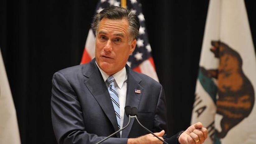 Heimliches Video: Romney lässt die Maske fallen