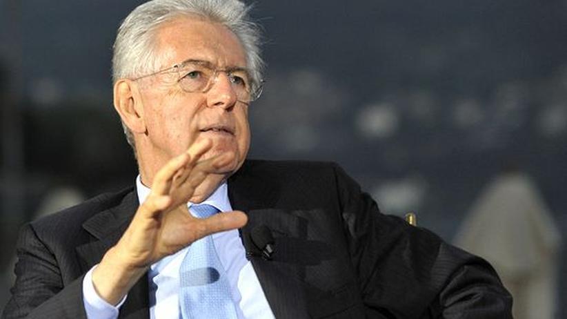 Italienischer Ministerpräsident: Monti will nicht mehr antreten
