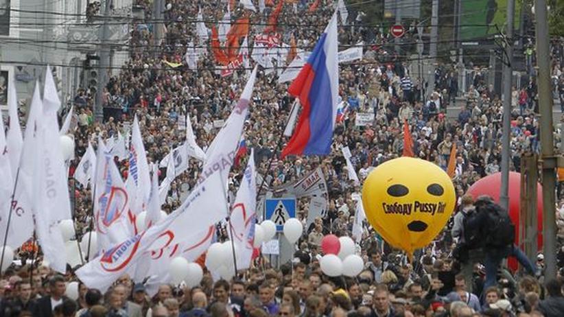 """Russland: Putin hat """"keine Gelegenheit, die Veranstaltung zu beobachten"""""""