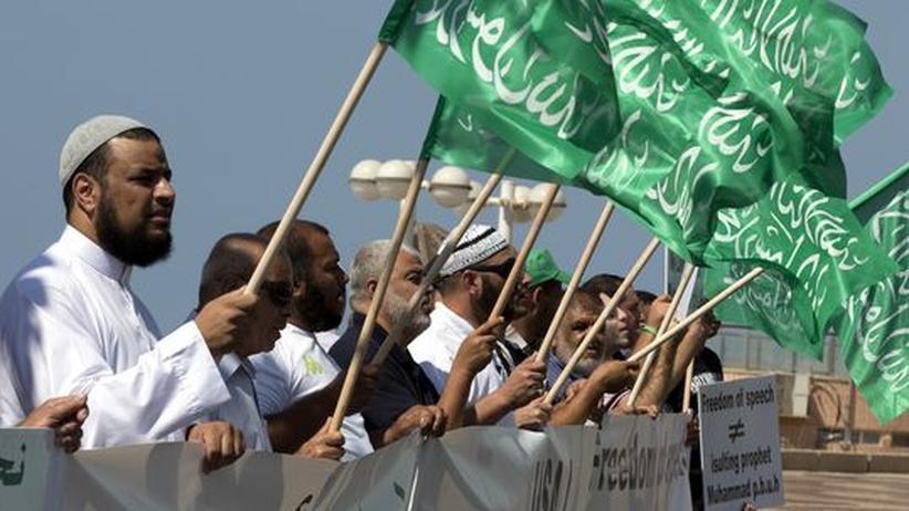 """Mohammed-Video: Dies ist kein anti-westlicher """"Flächenbrand"""""""