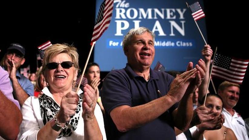 US-Wahlkampf: Den Republikanern bricht die Basis weg