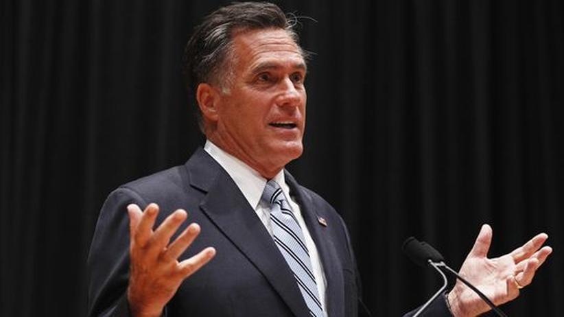 US-Wahlkampf: Romney veröffentlicht Steuererklärung