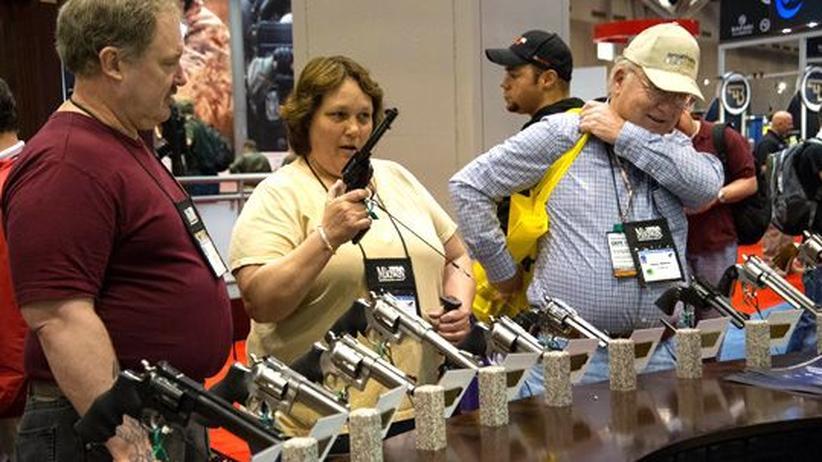Waffenlobby: 120 Schuss für 210 Dollar