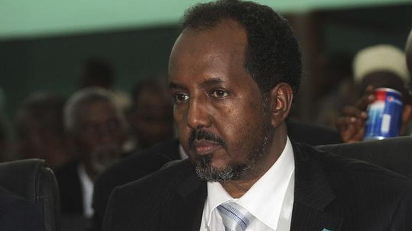 Mogadischu: Selbstmordanschlag auf neuen somalischen Präsidenten