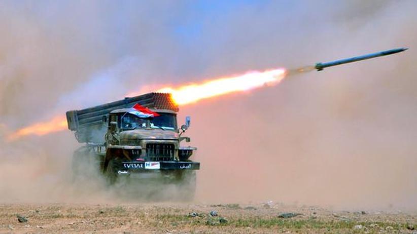 Bürgerkrieg: Iran verstärkt angeblich Militärhilfe für Syrien