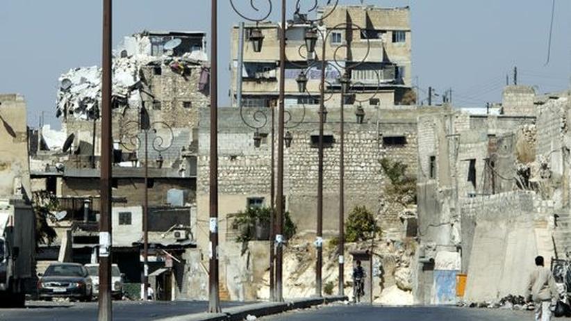 Bürgerkrieg: Irak will im Syrien-Konflikt vermitteln