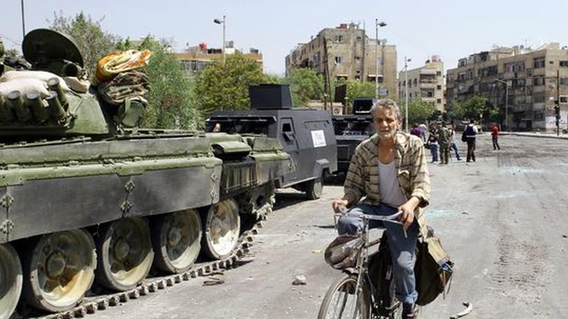 Militärkooperation: Iran beliefert Syrien über irakischen Luftraum