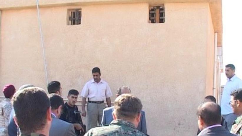 Massenflucht: Al-Kaida-Kämpfer brechen aus irakischem Gefängnis aus
