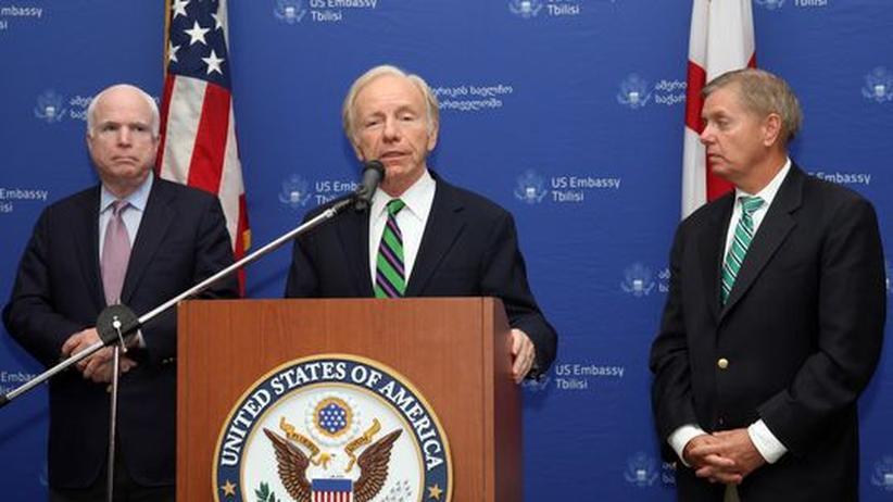 Bürgerkrieg: US-Senatoren wollen Waffen an syrische Rebellen liefern