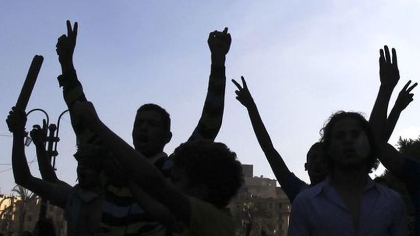 Angriff auf Botschaften: Das ist nicht die arabische Revolution