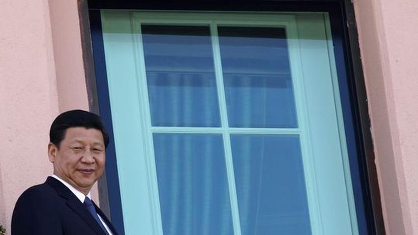 Xi Jinping: Chinesischer Vizepräsident wieder da