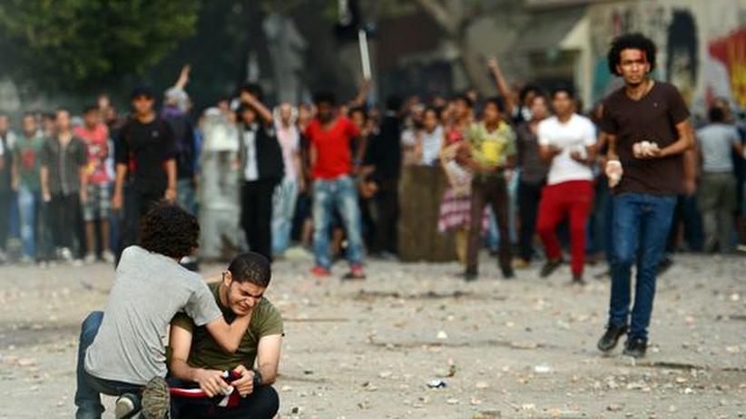 Ägypten: Protest der Säkularen gewalttätig erstickt
