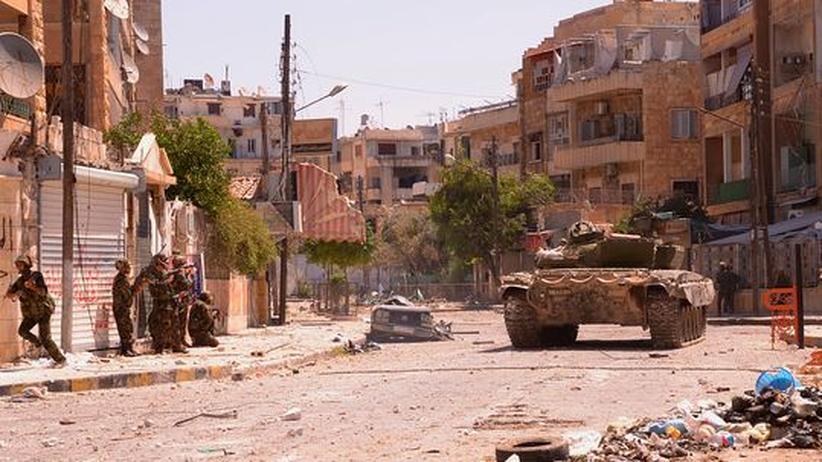 Bürgerkrieg in Syrien: Auf krummen Wegen zum neuen Staat