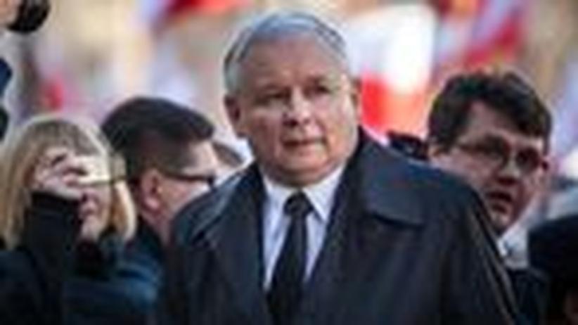 Polen: Kaczyński ist wieder da