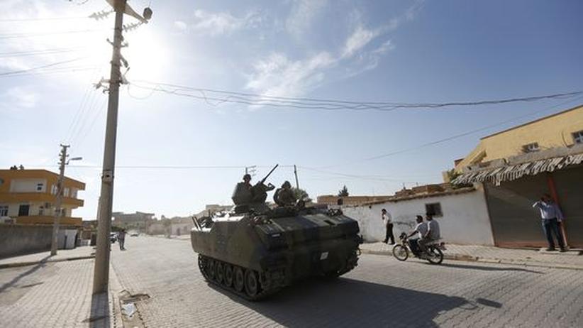 Bürgerkrieg: Sicherheitsrat verurteilt syrischen Angriff