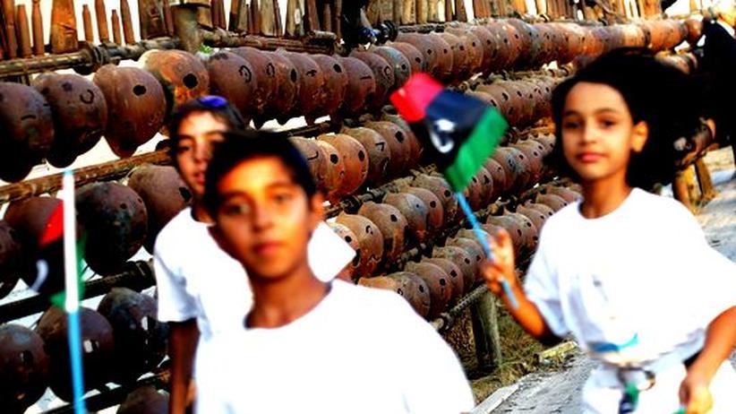 Libyen: Der Wiederaufbau ist schwerer als die Revolution