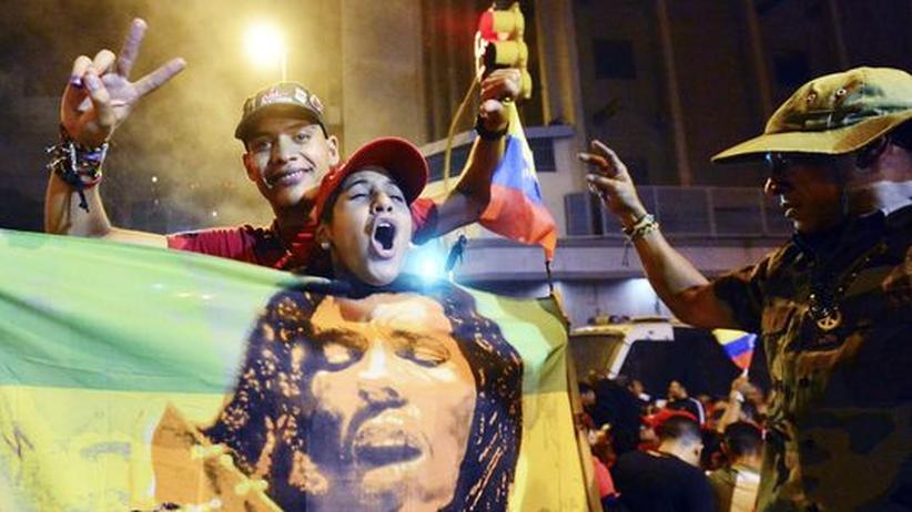 Venezuela: Chávez gewinnt Präsidentschaftswahl