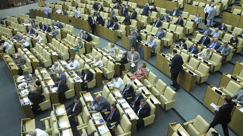 Russland: Staatsduma verabschiedet Hochverratsgesetz