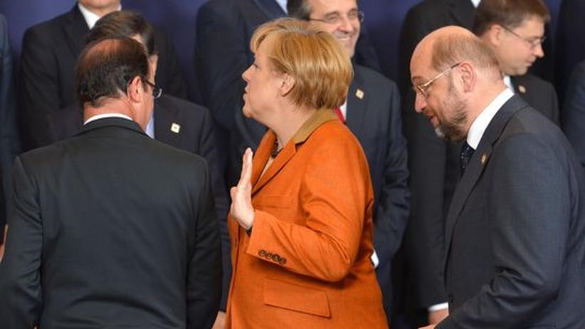 Euro-Krise: Der nächste Trippelschritt zur Bankenunion
