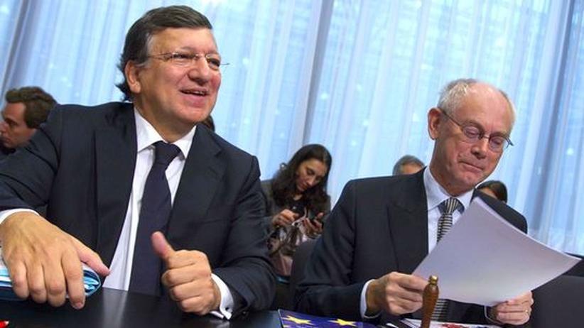 EU-Gipfel: Europa empfängt die Deutschen mit Skepsis