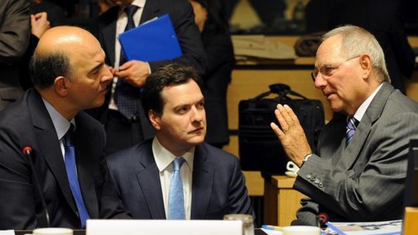 Euro-Zone: Elf EU-Staaten wollen Finanzmarktsteuer einführen