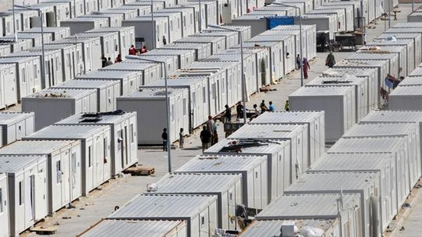Bürgerkrieg: Türkei will syrische Flüchtlinge auf Europa verteilen