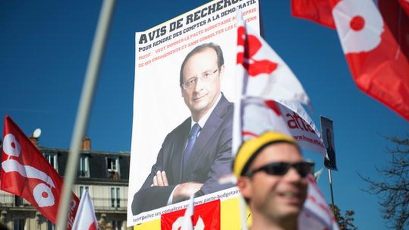 François Hollande: Der geplatzte Traum der französischen Linken