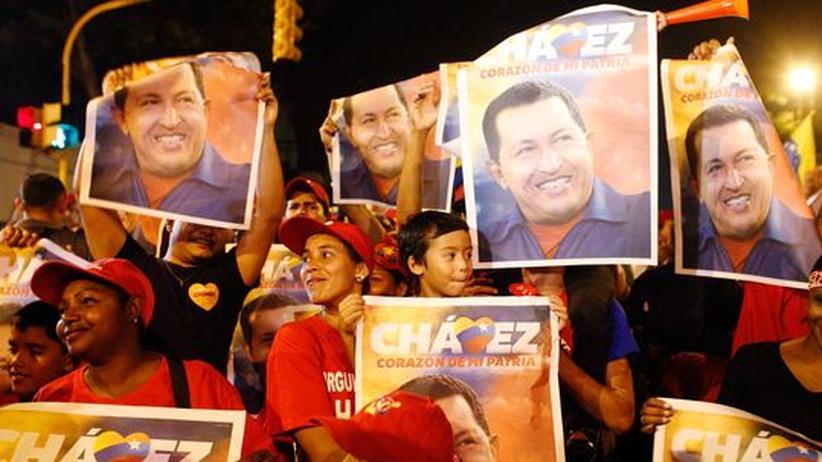 Chávez' Wahlsieg: Comandante Presidente muss liefern