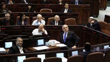 Das israelische Parlament