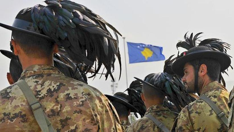 Truppenverlagerung: Verstärkter Bundeswehr-Einsatz im gefährlichen Norden des Kosovo
