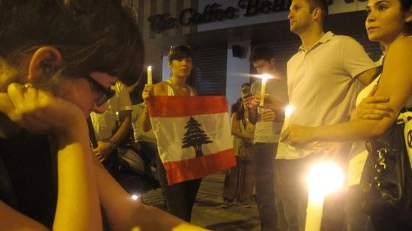 Bombe in Beirut: Syrien-Konflikt greift auf Libanon über