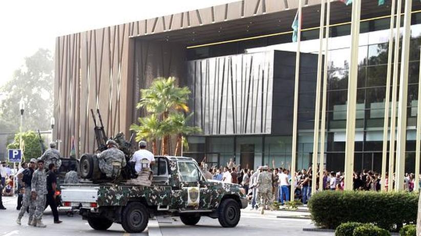 Kabinettswahl: Demonstranten verhindern Regierungsbildung in Libyen