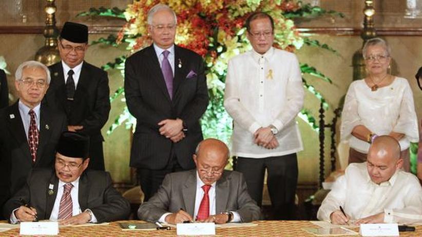 Friedensabkommen: Zugeständnisse an Rebellen beenden Konflikt auf den Philippinen